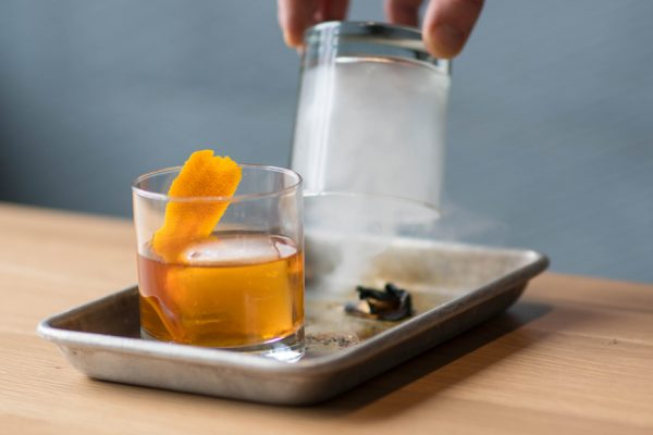 Home Bartender- Impress Your Guests With Smoked Old Fashioned