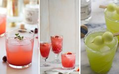3 Exciting Variations Of The Classic Gin and Tonic