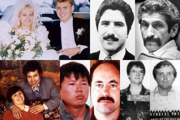5 Terrifying Serial Killers With Accomplices