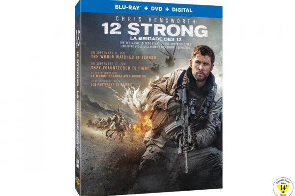 Enter For A Chance To Win 12 STRONG On Blu-ray