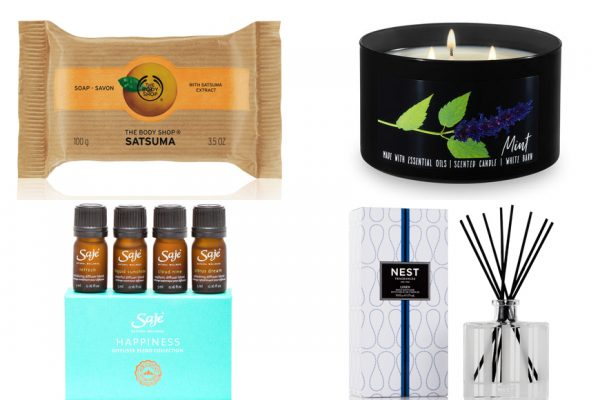 Spring Clean Your Home With Fresh Scents