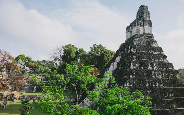 Star Wars Guide To Travel - Tikal Guatemala