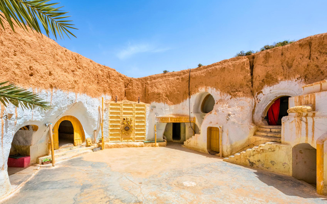 Star Wars Guide To Travel - Tunisia