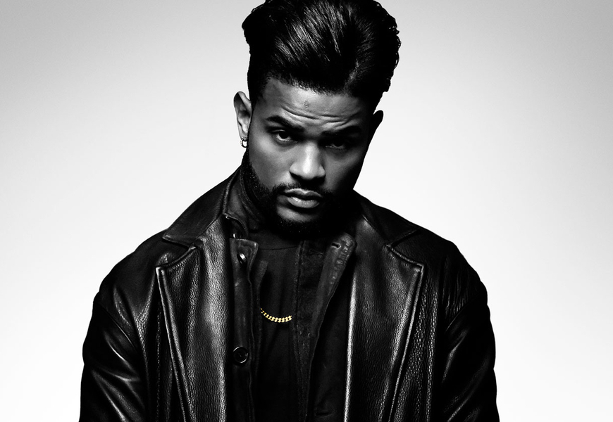 Above: Trevor Jackson is Youngblood Priest in 'Superfly'