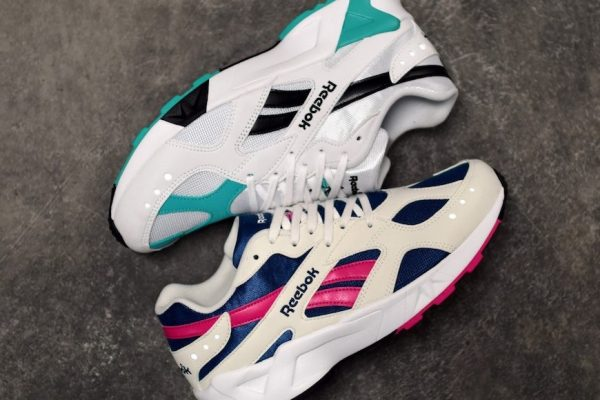 Above: The classic Aztrek will drop in two fresh colourways