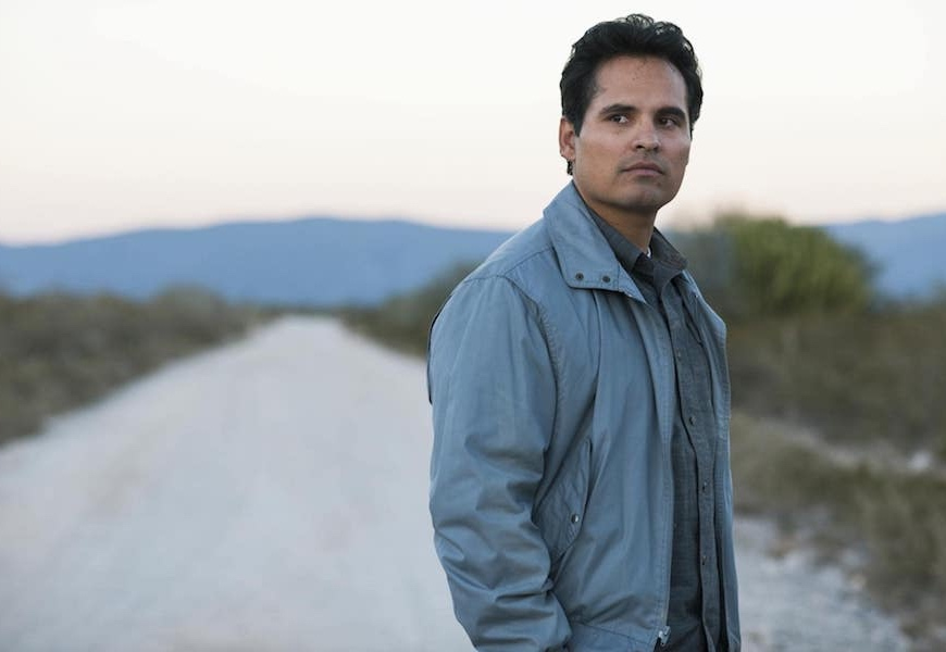 Above: Michael Pena joins the popular Netflix drama this season