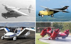 10 Flying Cars That Actually Exist