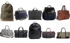 Above: 10 bags you can use at the gym, at work and for weekend getaways
