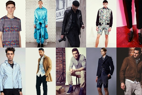 Above: From Toronto to Copenhagen here's a list of must-follow menswear designers