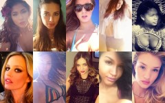 The Instagram accounts of these sexy female models will light your screen on fire