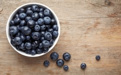 Blueberries can help reduce stress (Photo: MaraZe/Shutterstock)