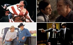 Above: The Academy doesn't always get it right... Here are a few of the most memorable snubs
