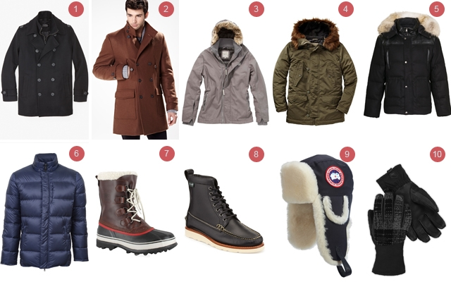 Above: 10 Warm Wares You Need To Fight The Cold