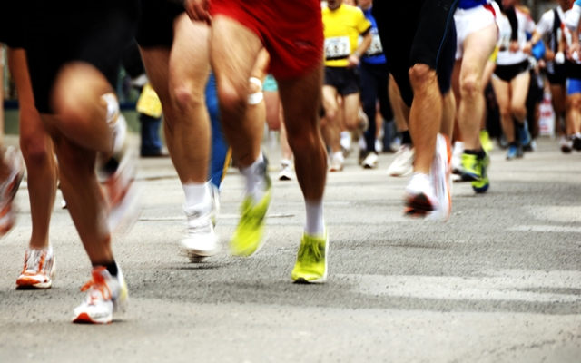 Ready to train for your first 10K? (Photo credit: Photosani/Shutterstock)