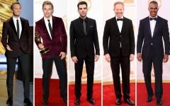 2013 Emmy Awards: Men On The Red Carpet