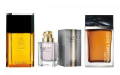 Above: 3 of our favourite holiday fragrances this year