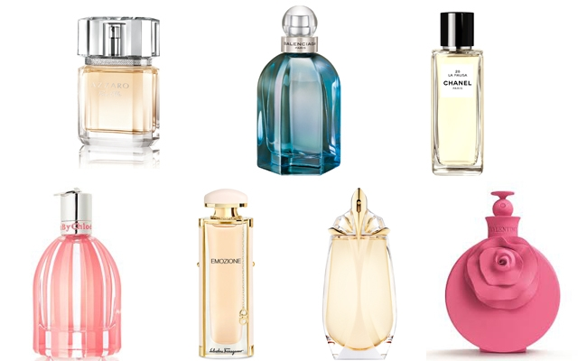 Above: 7 pretty scents for the woman in your life this Mother's Day