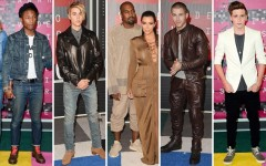 Above: 5 of our favourite gents on the red carpet at the 2015 MTV Video Music Awards
