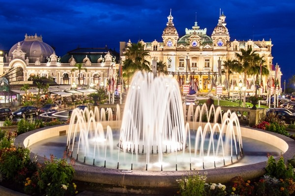 Above: The Monte Carlo Casino (Photo: Matej Kastelic/Shutterstock)