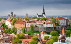 View of the Toompea hill. Tallinn, Estonia (Photo: Andrei Nekrassov/Shutterstock)
