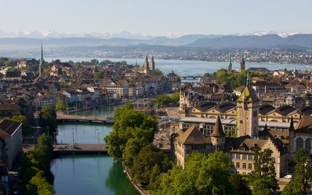 48 Hours in Zurich, Switzerland (Photo: Zürich Tourism-Martin Rütschi)
