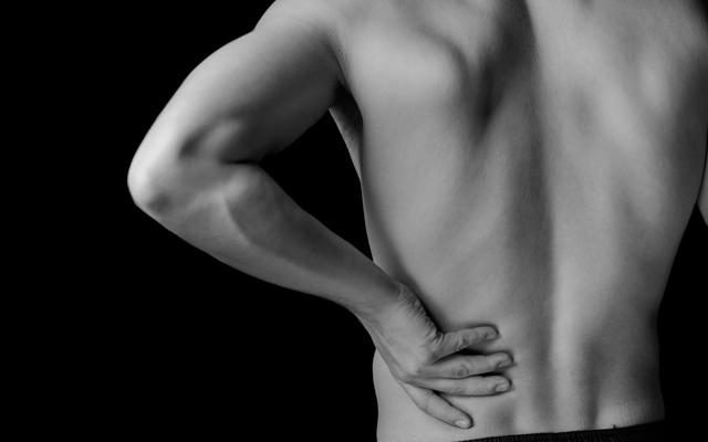 Above: Tips for relieving lower back pain (Photo: Poprotskiy Alexey/Shutterstock)