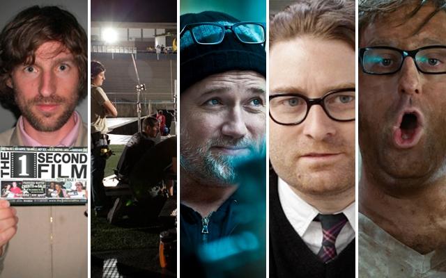 Above: Spike Jonze, CANADA, David Fincher, Chris Milk and Eric Wareheim