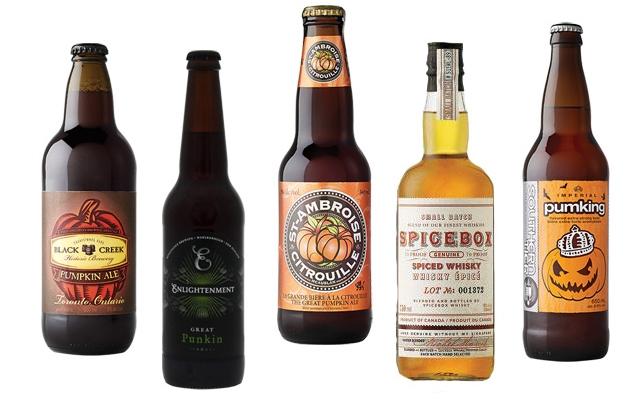 5 Pumpkin Flavoured Drinks for Halloween