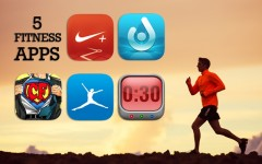 5 top fitness apps
