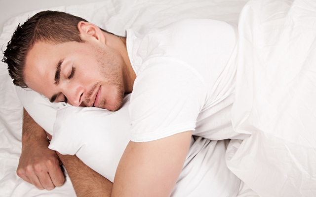 Above: Advice and tips on how to sleep better (Photo: closeupimages/Shutterstock)