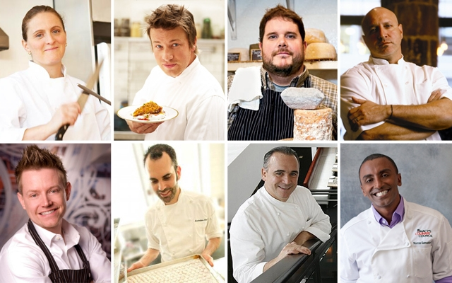 8 chefs to follow on Instagram
