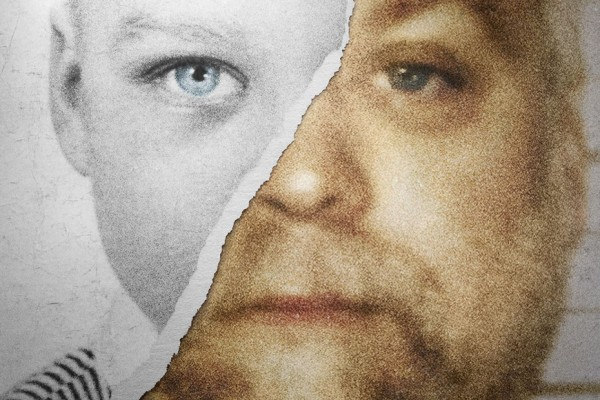 Above: Filmed over a 10-year period, Making a Murderer is an unprecedented real-life thriller about Steven Avery