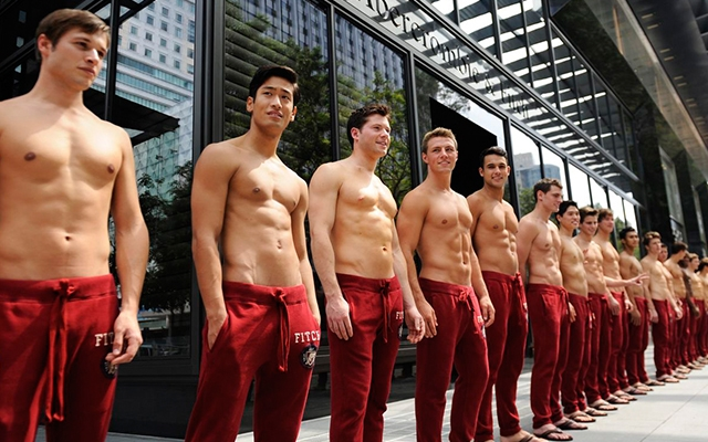 Abercrombie & Fitch announces makeover: No more shirtless models