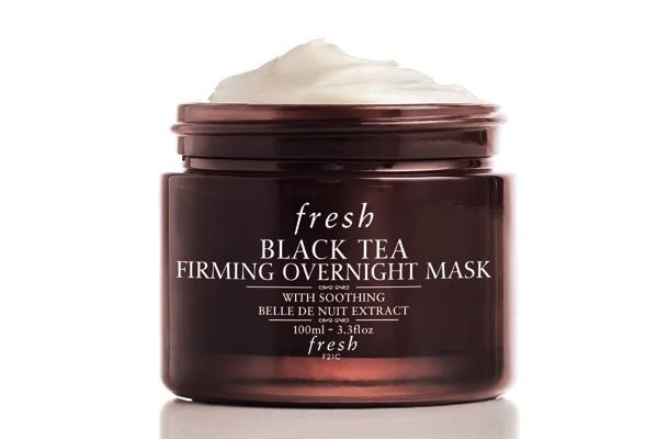 Above: Fresh Black Tea Firming Overnight Mask