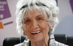Alice Munro has won the 2013 Nobel Prize for Literature.