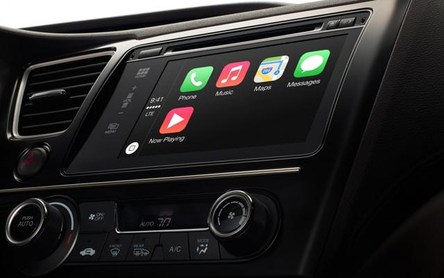 Apple announces CarPlay, brings iOS to the car