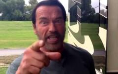 Watch Arnold Schwarzenegger recite some of his most memorable lines