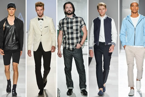 Spring/Summer 2014 runway selections from: Travis Taddeo, Christopher Bates, Klaxon Howl, Joe Fresh and Soia & Kyo (Photos: George Pimentel/WireImage)