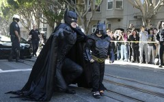 Batkid: A 5-year-old leukaemia patient goes on giant superhero tour of San Francisco