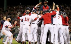 Boston Red Sox win first World Series at Fenway Park since 1918, David Ortiz named MVP