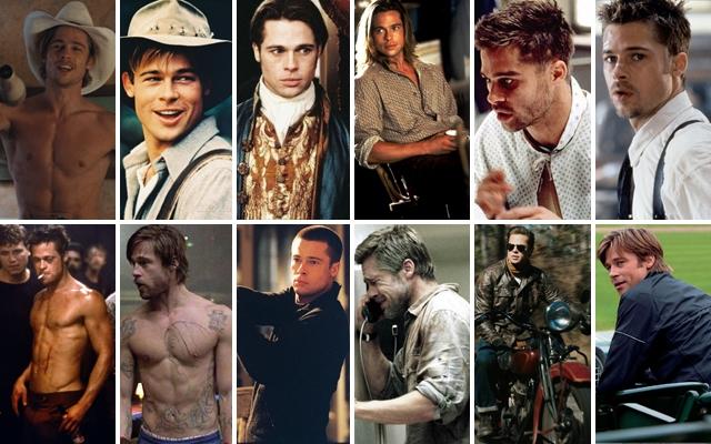 12 of Brad Pitt's best movies