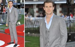 Chris Hemsworth at the 'Rush' world premiere