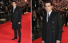 Colin Farrell at the 'Saving Mr. Banks' European premiere