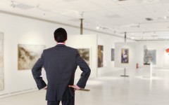 Above: Helpful tips from a gallery owner for when you start your own art collection (Photo: Netfalls - Remy Musser/Shutterstock)