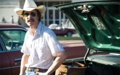 Matthew McConaughey as Ron Woodroof in Dallas Buyers Club