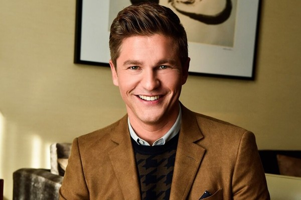 Above: Holiday coffee talk with celebrity chef David Burtka (Photo by: George Pimentel/Nespresso)