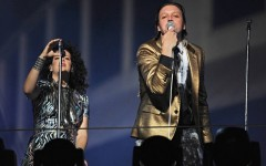 Arcade Fire sings a new melody