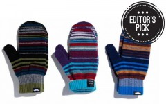 Above: Paul Smith mittens for Movember, available at Holt Renfrew