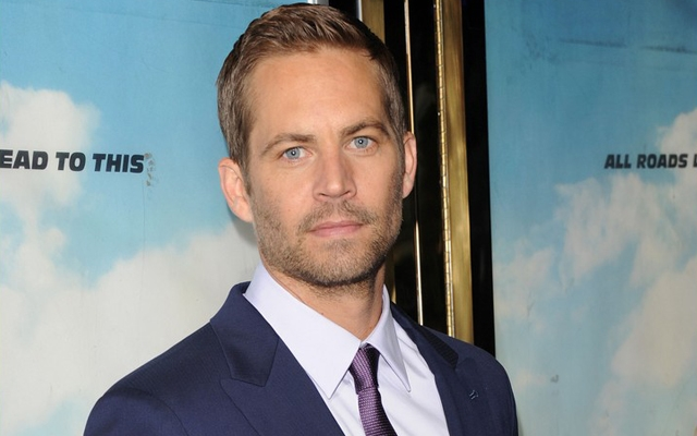 Above: Paul Walker at the May 2013 premiere of Fast & Furious 6 held at The Empire Leicester Square in London, England