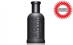 Above: Hugo Boss, Bottled Collector's Edition EDT